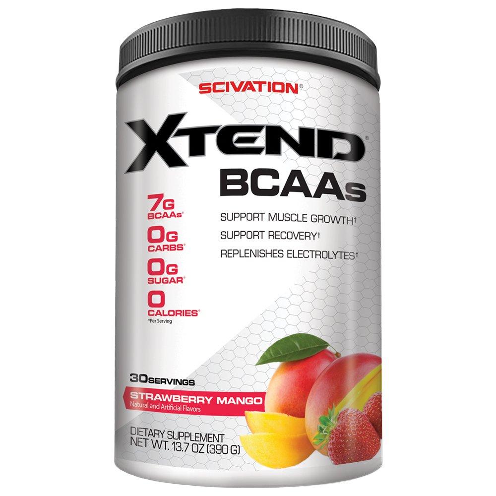 Scivation Xtend RTD   BCAA   Electroliți   Glutamină   Masă musculară