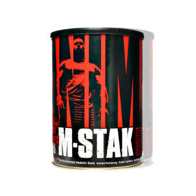 Animal M-Stak - 21 packs Protein Outelt