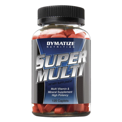 Dymatize - Super Multi Vitamin - 120 caps Protein Outelt