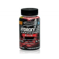 Muscletech - Hydroxycut Hardcore Elite - 110 Caps