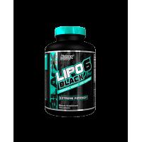 Nutrex - Lipo-6 Black Hers - 120 capsule