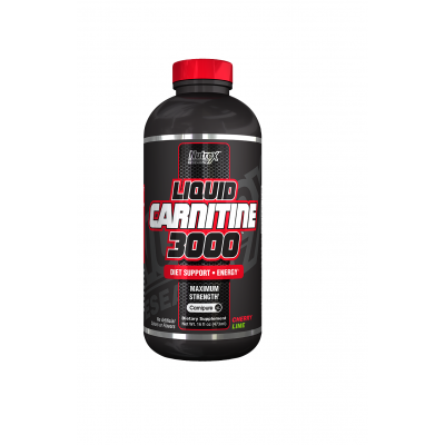 Nutrex - Liquid L-Carnitine Concentrate - 473 ml Protein Outelt