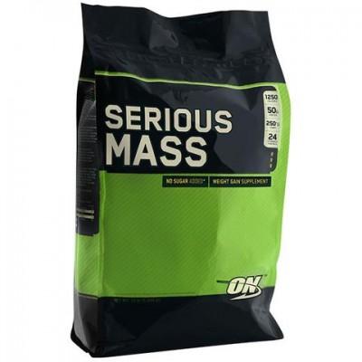 Optimum Nutrition - Serious Mass - 5.4kg Protein Outelt