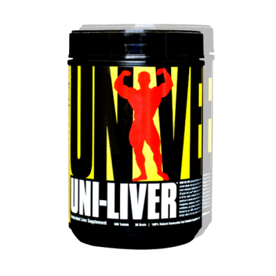 Universal - Uni-Liver - 500 tabs Protein Outelt