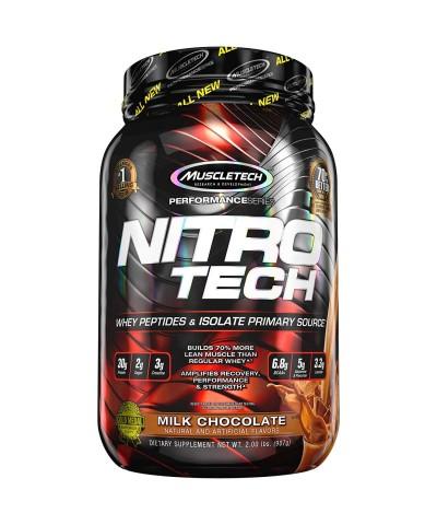 Muscletech - Nitro-tech Performance Series - 900 gr