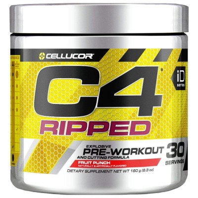 Cellucor - C4 RIPPED Protein Outelt