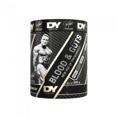 Dorian Yates - Blood & Guts - 380 g Protein Outelt