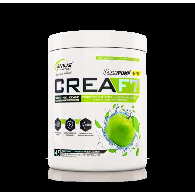 Genius - Crea F7  - 405 gr. Protein Outelt