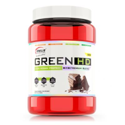Genius - Proteine Vegane - Green HD Protein Outelt