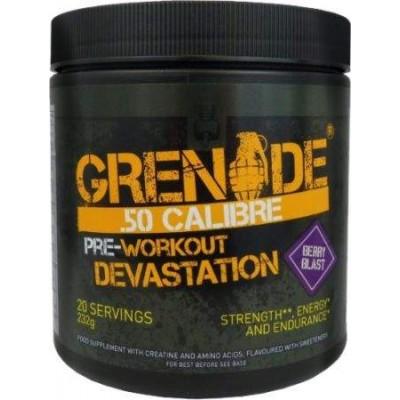 Grenade - 50 Calibre