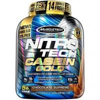 Muscletech - Nitro Tech Casein Gold - 2.3kg