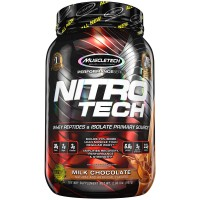 Muscletech - Nitro-tech Performance Series - 900 gr