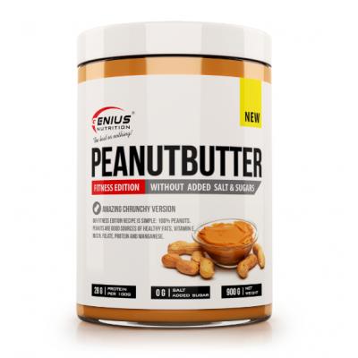Genius - Peanut Butter - 900g