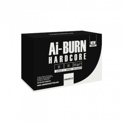 Yamamoto - Ai Burn HARDCORE - 90 caps Protein Outelt