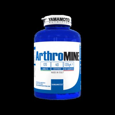 Yamamoto -  ArthroMINE - 120 caps Protein Outelt