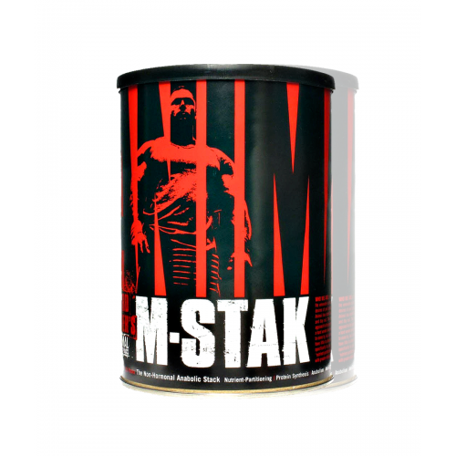 Animal M-Stak - 21 packs, din categoria Performanta, Protein Outlet