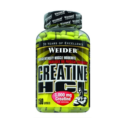Weider - Creatine HCL - 150 caps