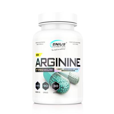 Genius - Arginine - 90 caps Protein Outelt