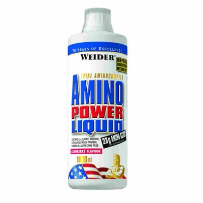 Weider - Amino Power Liquid 1000ml