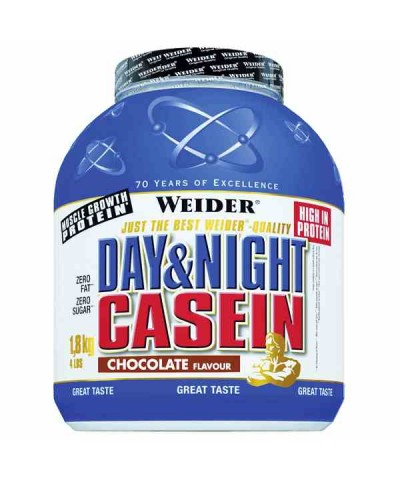 Weider - Day And Night Casein - 1.8 kg