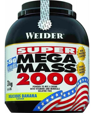 Weider - Mega Mass 2000 - 3 kg