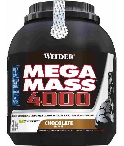 Weider - Mega Mass 4000 - 3 kg