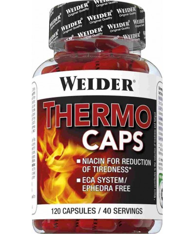 Weider - Thermo Caps - 120 caps