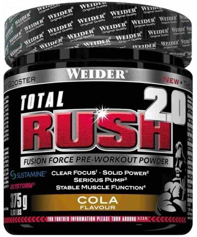 Weider - Total Rush 2 - 375 gr.