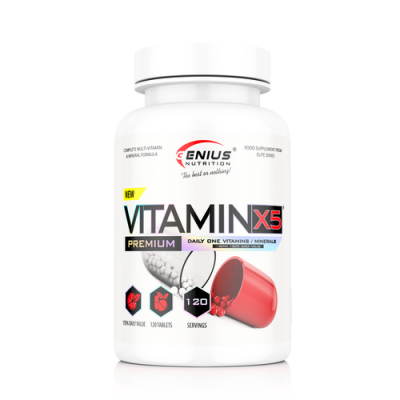 Genius - Vitamin X5