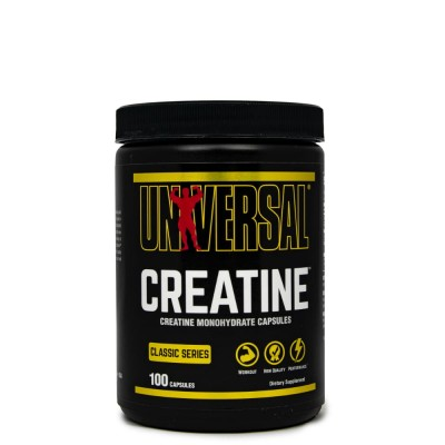 Universal - Creatine 100 caps Protein Outelt