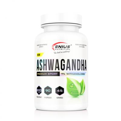 Genius - ASHWAGANDHA - 90 caps