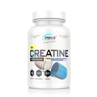 Genius - Micronised Creatine - 60 caps.
