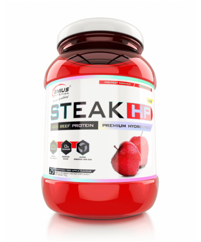 Genius - Steak HP - 750g