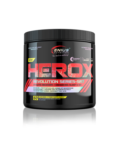Genius - HEROX - 180 caps