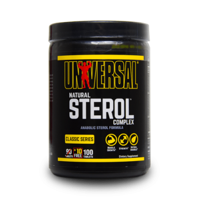 Universal - Natural Sterol Complex - 100 caps Protein Outelt