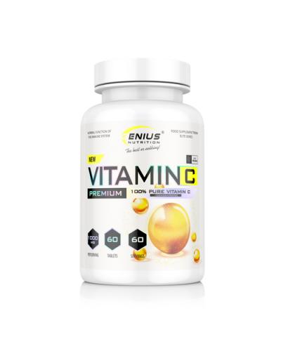 Genius - Vitamina C - 60 tabs