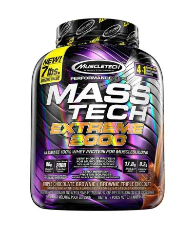 Muscletech - Mass Tech EXTREME 2000 - 3.2kg