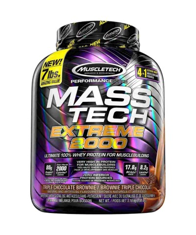 Muscletech - Mass Tech EXTREME 2000 - 3.2kg