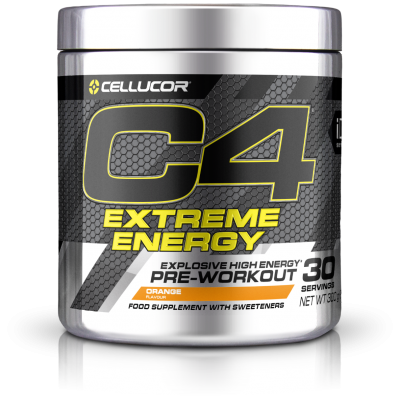 Cellucor - C4 Extreme Energy Protein Outelt