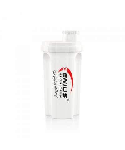 Genius - White Royal Shaker - 700ml