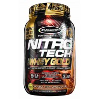 Muscletech - Nitro-Tech 100% Whey Gold - 1 kg