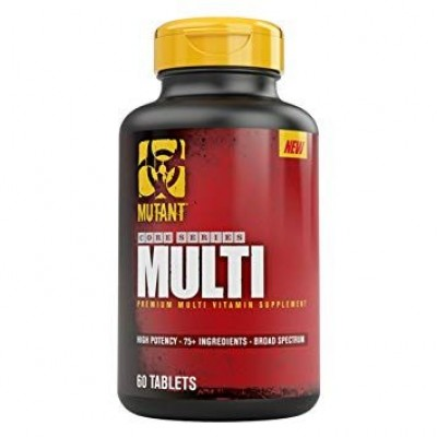 Mutant - Multivitamin - 60 tab. Protein Outelt
