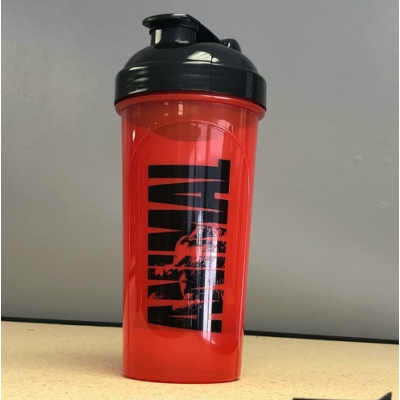 Animal - Limited Edition Shaker Iconic Red & Black Protein Outelt