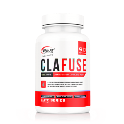 Genius - CLA Fuse - 90 softgels