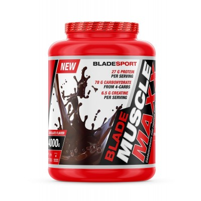 Blade Sport - Blade Muscle Maxx - 4 kg Protein Outelt