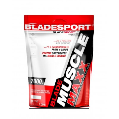 Blade Sport - Blade Muscle Maxx - 7 kg Protein Outelt