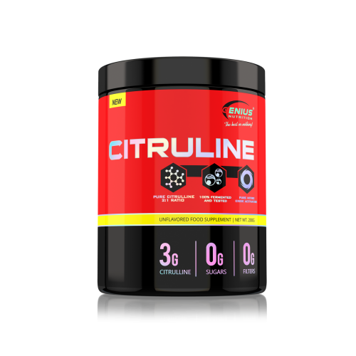 Genius - Citruline - 200 gr., din categoria Pre-workout, Protein Outlet