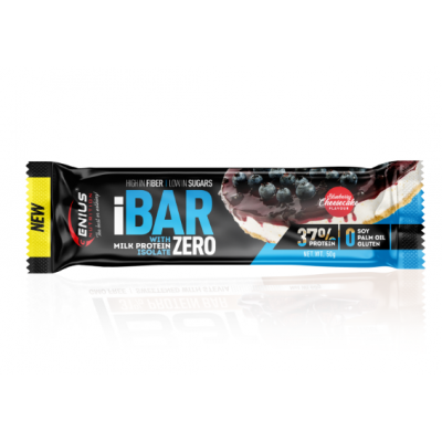 Genius - iBar Zero 50g Protein Outelt