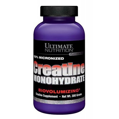 Ultimate Nutrition - Creatine Monohydrate - 300 gr.
