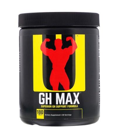 Universal - GH MAX - 180 tab